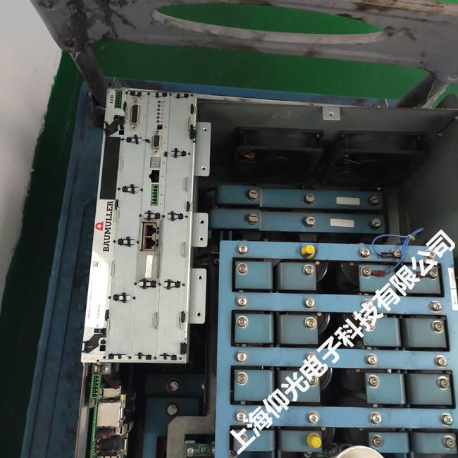 上海包米勒Baumuller bm4400驱动器故障报警解析