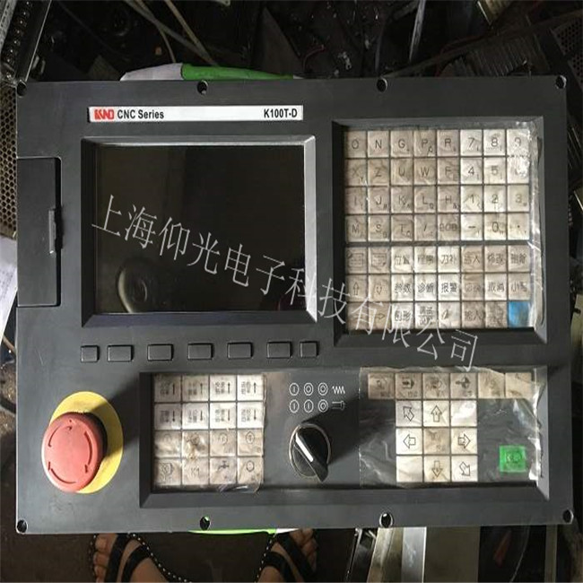 凯恩帝数控控制系统开不了机维修