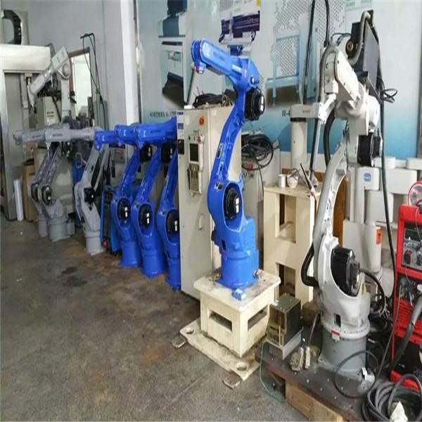 上海维修中心安川机器人浸水后电路板短路维修