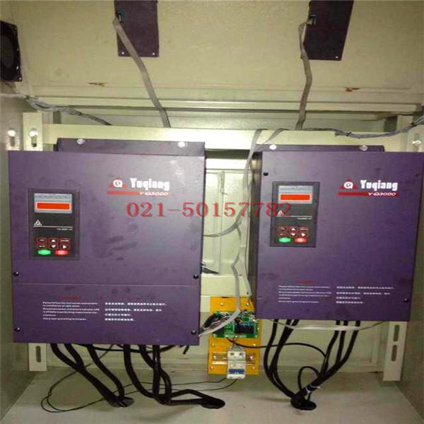 注塑机变频器的应用及问题处理 维修保养