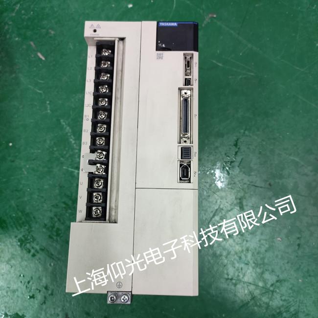 安川伺服驱动器维修 驱动器报a10过电流修理方案