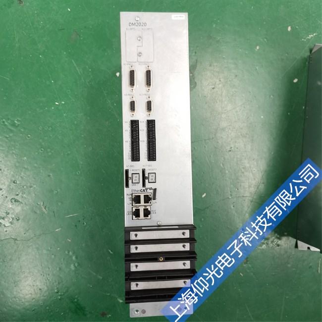 MOOG穆格伺服驱动器维修过电,压过电流故障维修