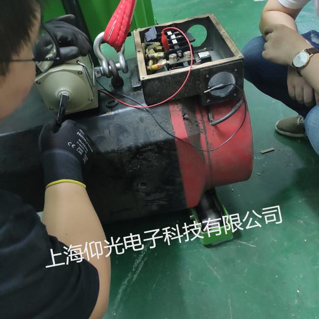 发那科伺服电机A06B-1515-B153发热发烫维修快