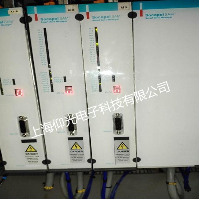 上海DANAHER丹纳赫伺服驱动器模块损坏维修中心