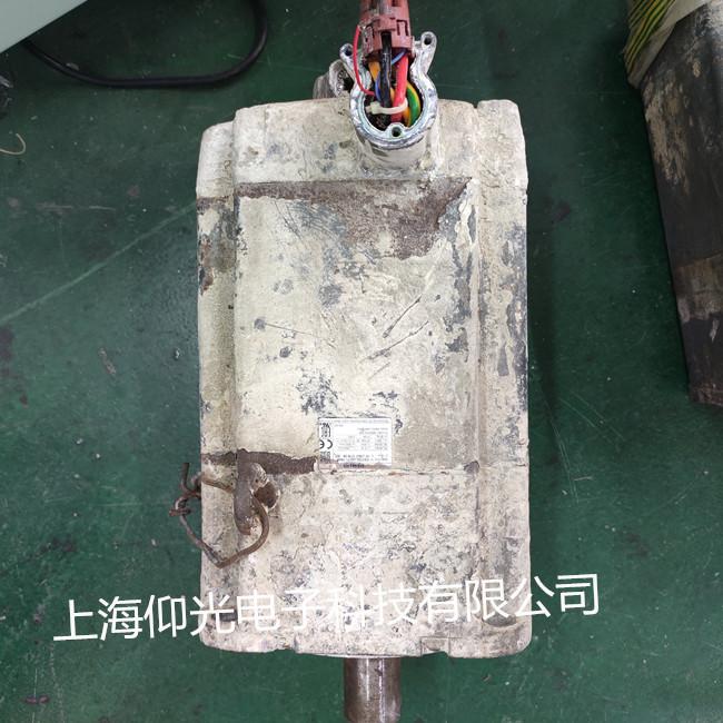 西门子伺服电机跳闸维修1FK7100-5AF71-1DG5绕组修理