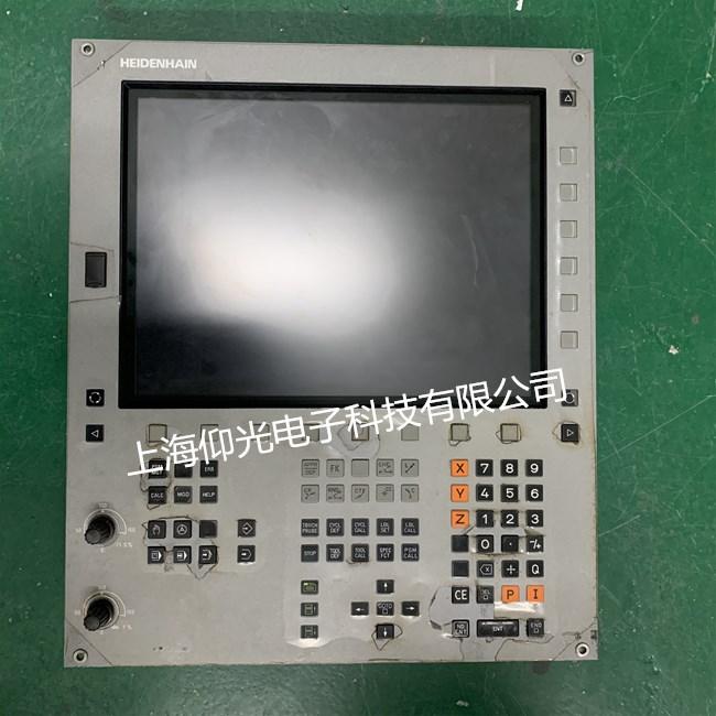 HEIDENHAIN海德汉控制单元维修MC 6110工控屏594038-03黑屏故障维修