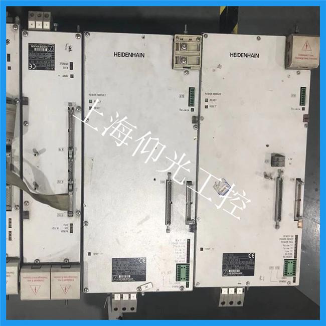 海德汉530系统主机维修启动不了案例