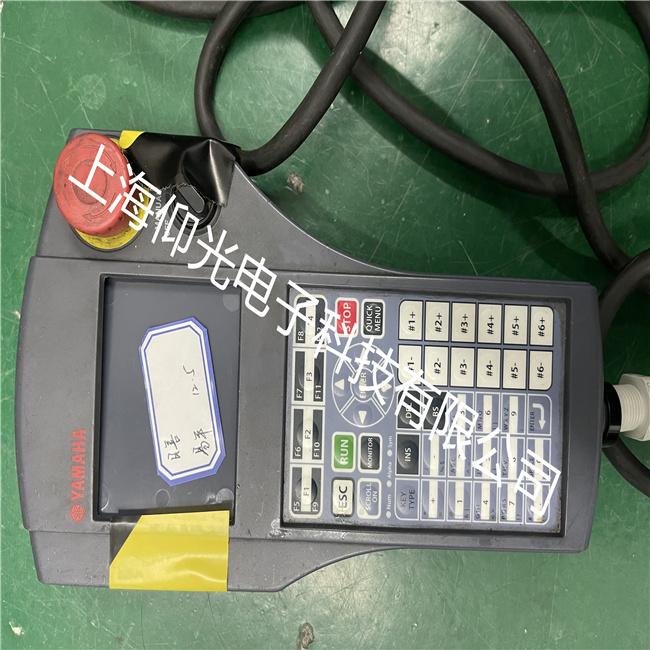 搬运公司雅马哈TR-804 94V-0机器人示教盒常见维修