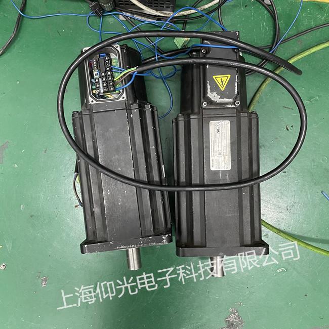 力士乐伺服电机维修常见故障MSK061C-0300-M1-UP0-NNNN卡死不转