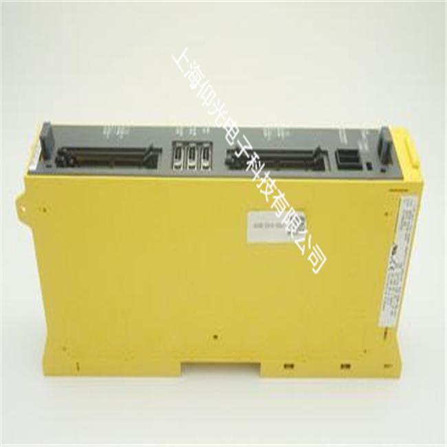 FANUC电源模块散热风扇故障维修
