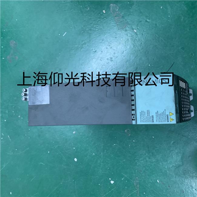 西门子伺服驱动器不运转故障维修