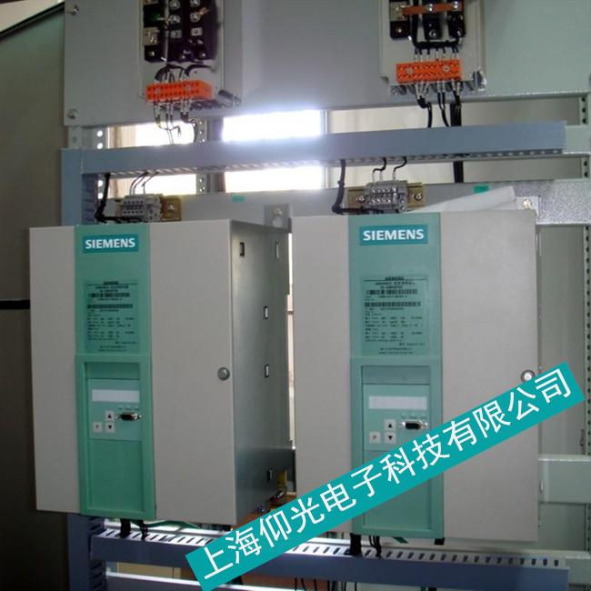 西门子直流调速器报F001维修中心
