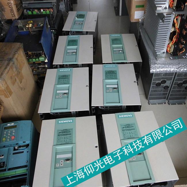 西门子直流调速器6RA80报警代码F004维修中心