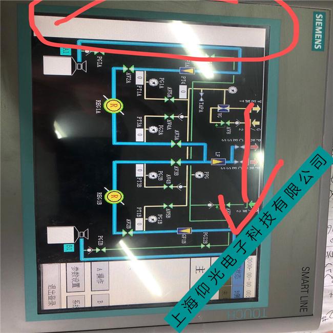 西门子电机维修更换编码器故障