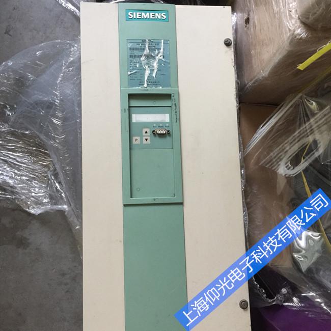 西门子直流调速器6RA70系列维修 报F005修理