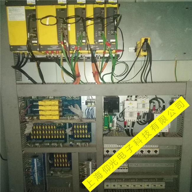 发那科伺服驱动器维修主轴43号错误维修