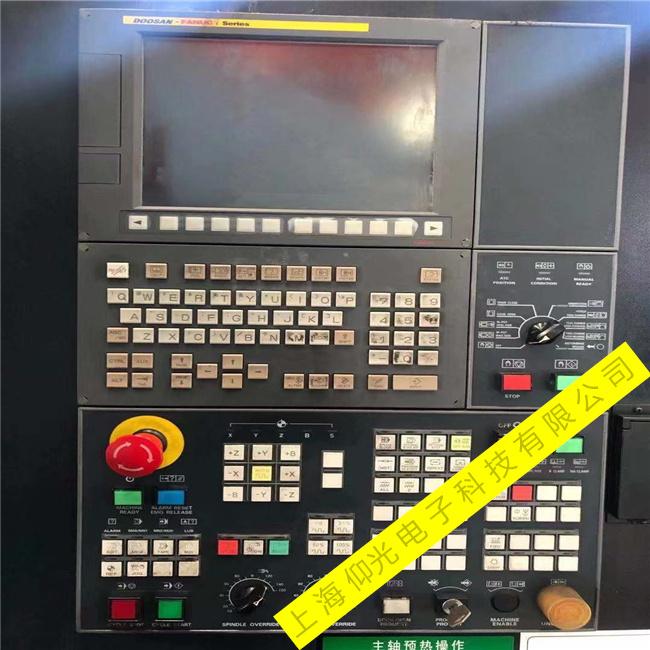 发那科系统EMG报警维修
