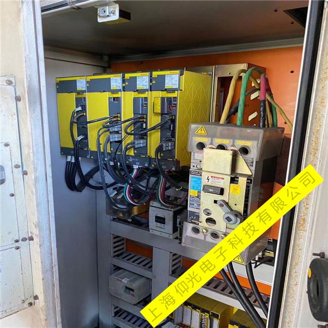 发那科伺服驱动器414报警故障维修