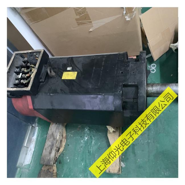 常州上海发那科伺服电机维修故障