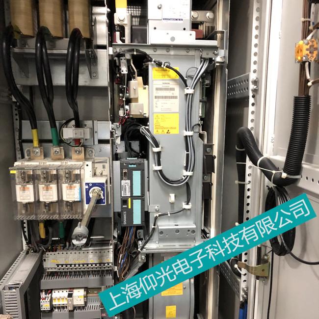 西门子6SE70变频器报A023/A024/A025维修报警代码