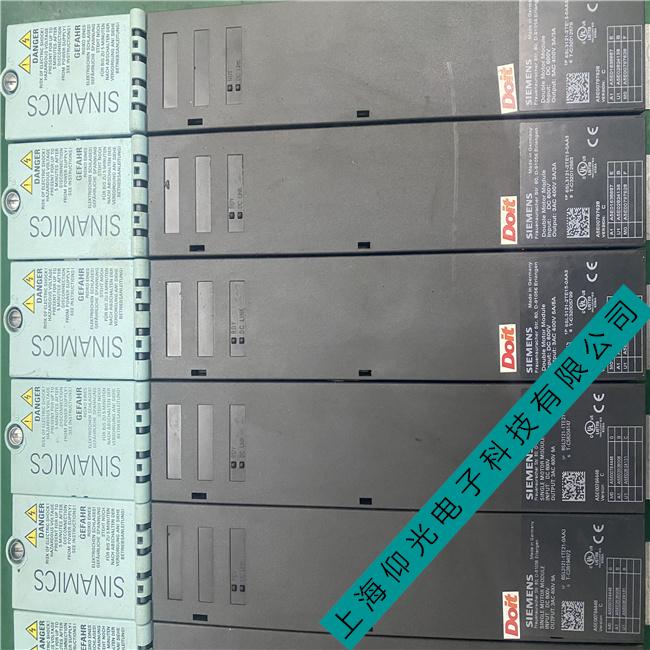 西门子S120伺服器报F30062修复