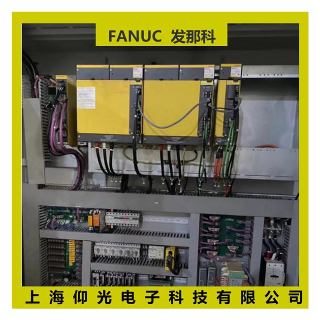 FANUC发那科伺服驱动器维修常见故障代码查询