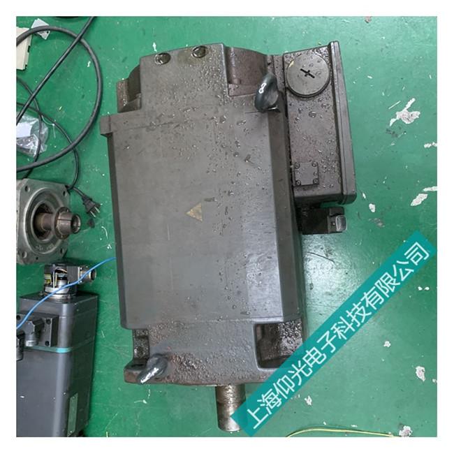 西门子840D主轴电机不转维修