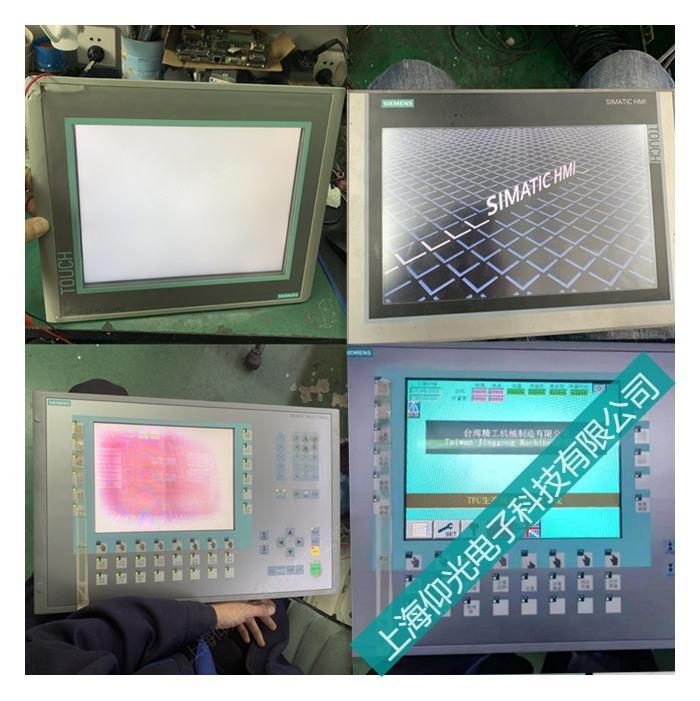 西门子smart1000iev3触摸屏玻璃烂维修