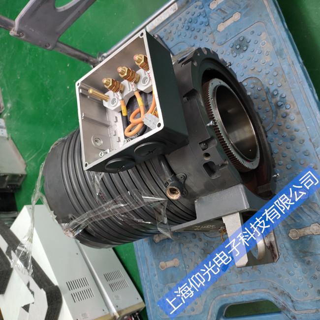 西门子伺服电机维修1FK7033-7AK71-1UB0电流大 不出力修理