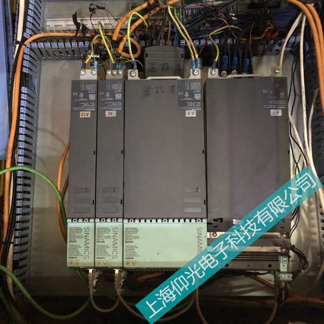 西门子伺服电源维修6SL3130-6AE21-0AB0无输出修理