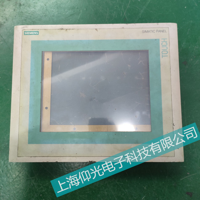 西门子触摸屏维修MP277 6AV6643-0CD01-1AX1黑屏修理
