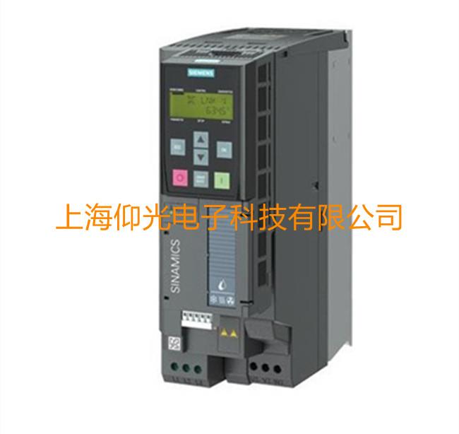 西门子G150系列变频器上电不显示维修