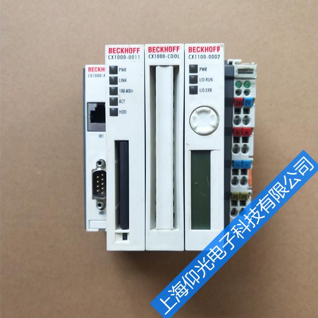 倍福模块维修CX1000-0011倍福控制器维修