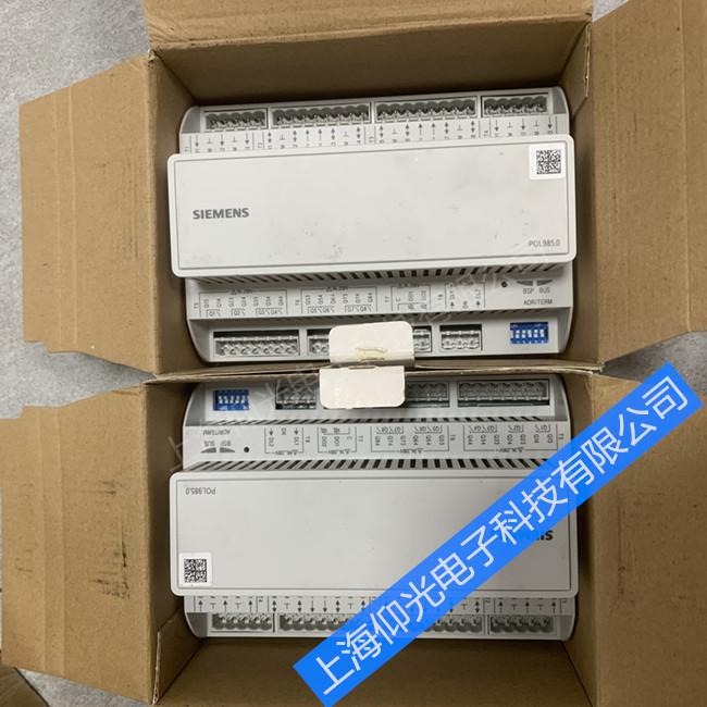 西门子控制模块维修 POL985.00/STD无输出修理