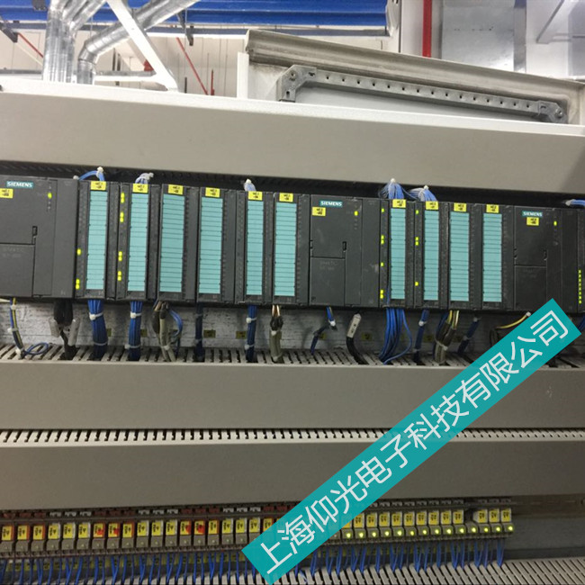 西门子plc模块S7300指示灯不亮维修电话
