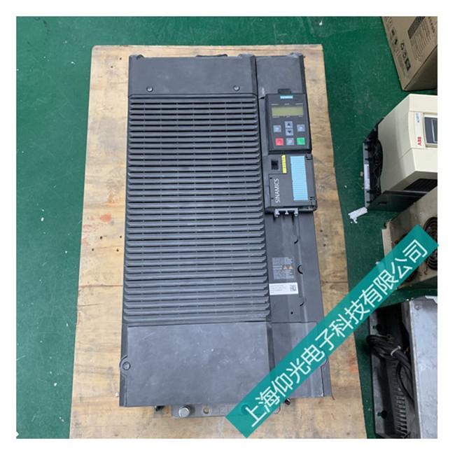 西门子变频器出现电源故障维修