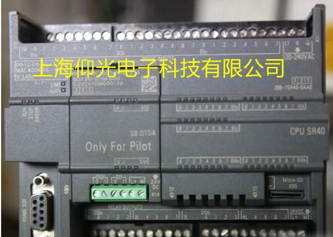 西门子软启动器3RW30与3RW40应用特点与维修
