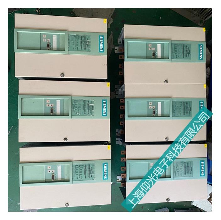 西门子6ra70直流调速器启动跳闸原因及处理方法