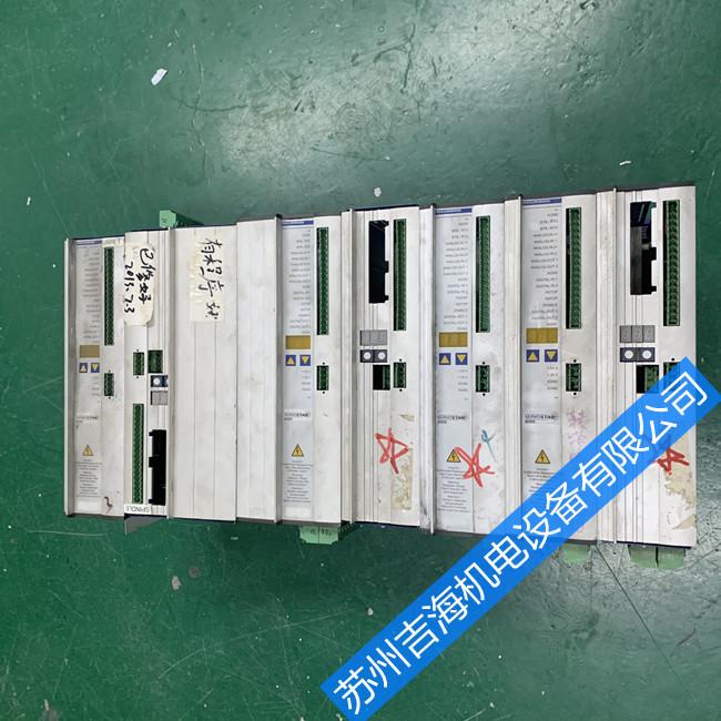 科尔摩根s700伺服驱动器维修报F504-F518内部电源电压故障维修