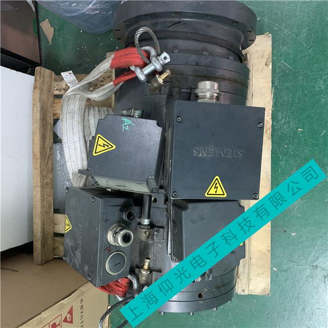西门子1LG0伺服电机维修空载电流不平衡,三相相差大维修分析
