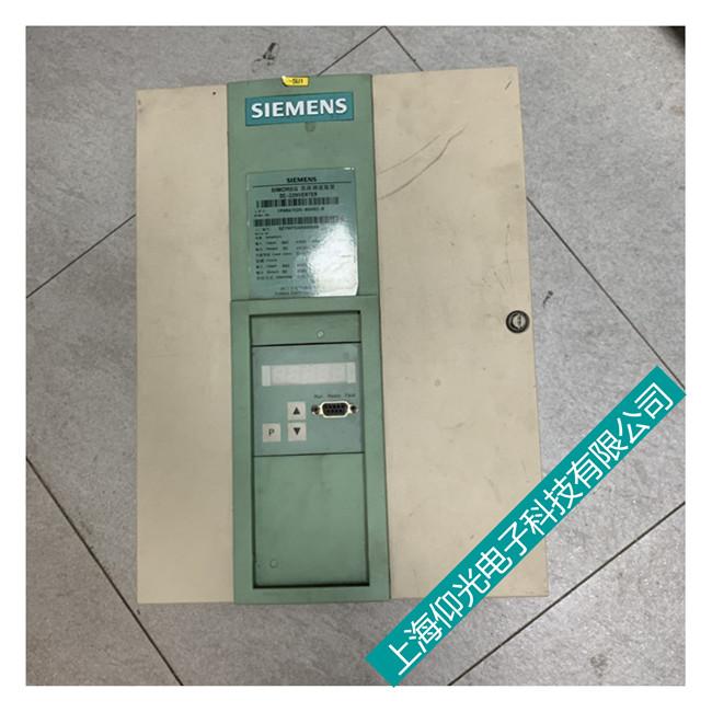 西门子直流调速器1P6RA7025-6DV62-0跳闸维修