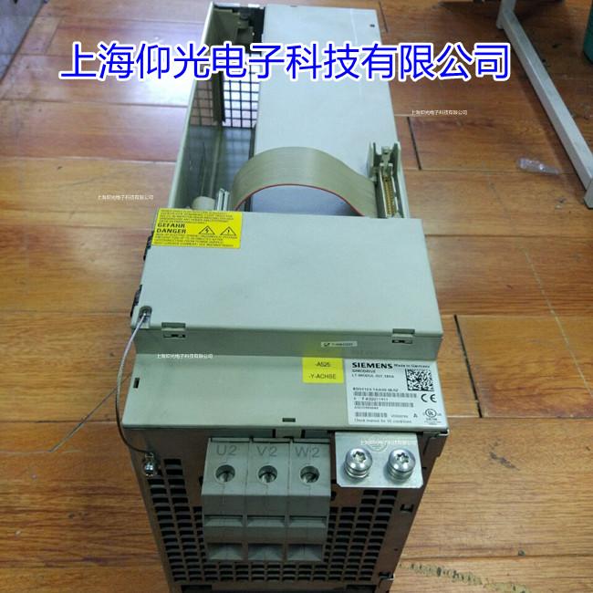 西门子伺服驱动器过流故障维修专注西门子设备修复
