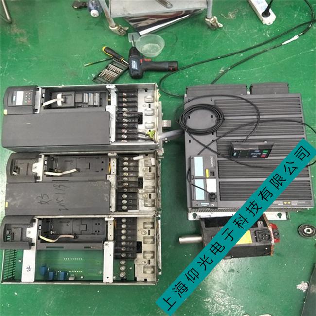西门子变频器报f0004和F0022故障维修方法